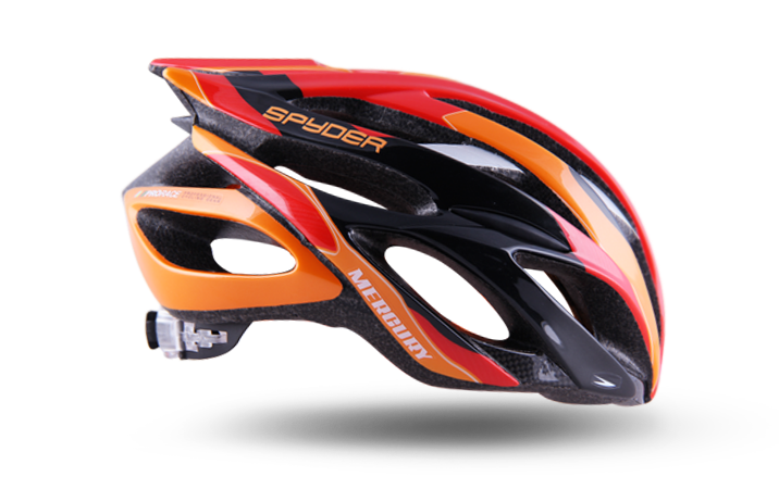 Spyder Mercury Helmet Ironbike