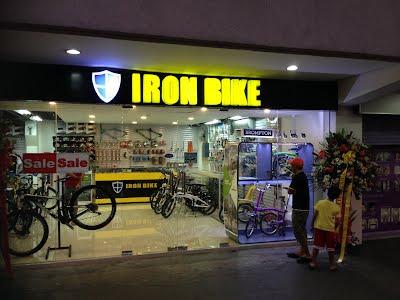 Iron Bike Cubao