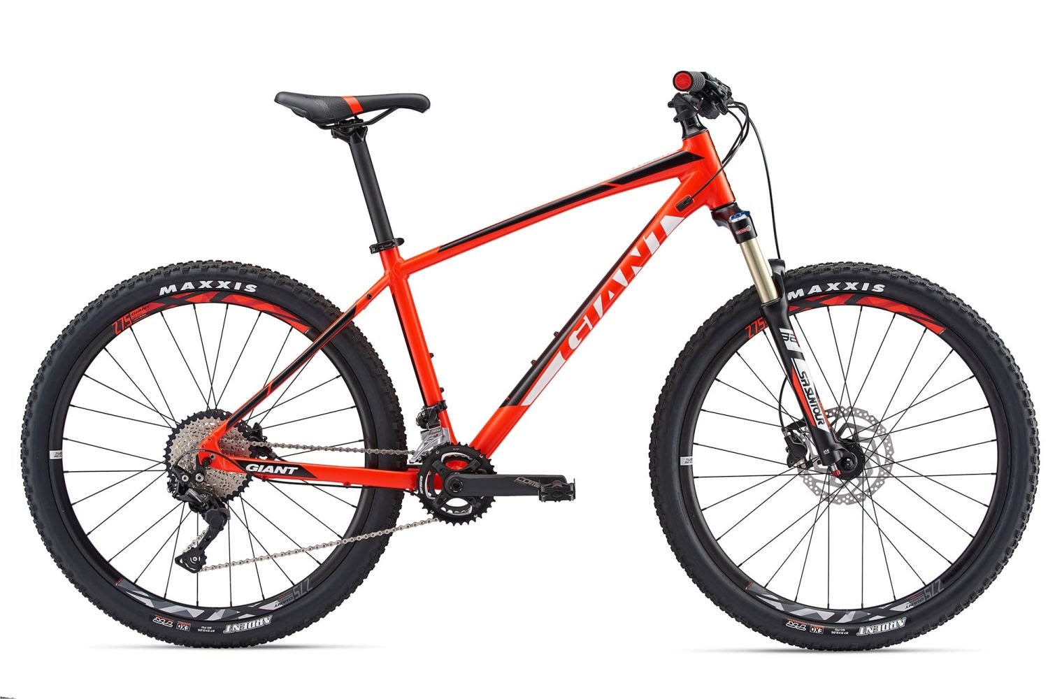 Giant Talon 27 5 1 2018 Ironbike